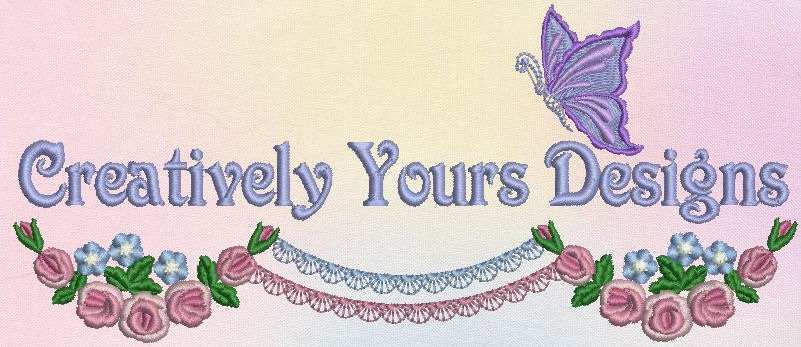 Creatively Yours Banner